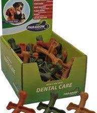 Paragon CROSS BONES Dental Chew / Treat - 50 Count/Case