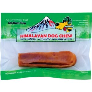 Himalayan Dog Chew MEDIUM