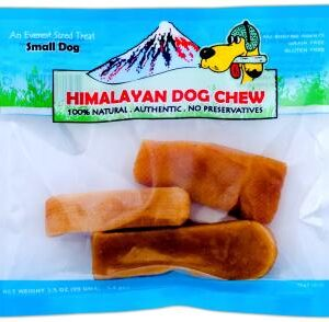 Himalayan Dog Chew SMALL