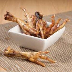 10-USA-Chicken-Feet-Dog-Treats-Jerky-Bully-Chews-Dried-Meaty-FRESH-Cats-351687281675